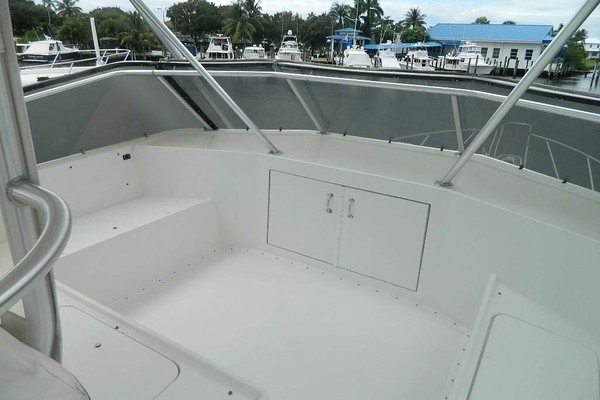 1988 Hatteras 52' 52 Sport Fisherman Iron Will | Picture 4 of 64