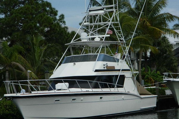 1988 Hatteras 52' 52 Sport Fisherman Iron Will | Picture 7 of 64