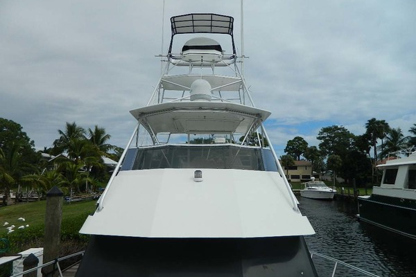 1988 Hatteras 52' 52 Sport Fisherman Iron Will | Picture 8 of 64