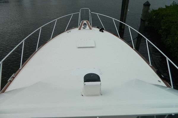 1988 Hatteras 52' 52 Sport Fisherman Iron Will | Picture 3 of 64