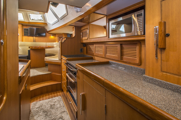 2006 Tayana 58' Tayana 58 REVERENCE | Picture 1 of 28
