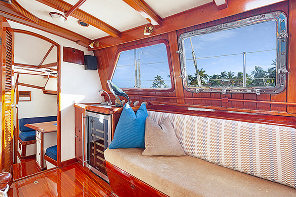 Picture Of: 75' Little Harbor Raised Saloon 1982 Yacht For Sale | 3 of 29