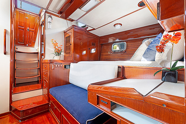 1982 Little Harbor 75' Raised Saloon WIND WIZARD | Picture 5 of 29