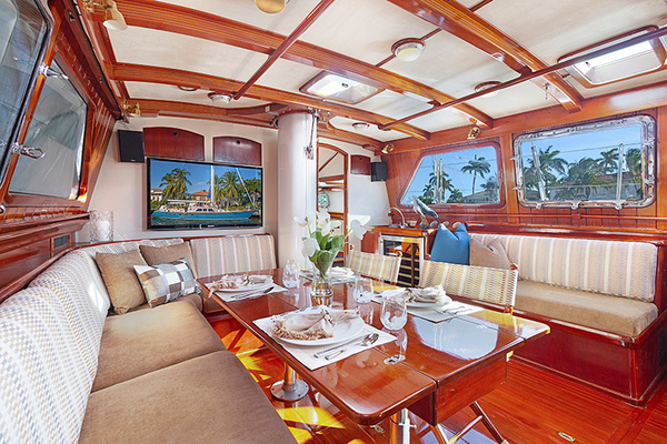 Picture Of: 75' Little Harbor Raised Saloon 1982 Yacht For Sale | 4 of 29