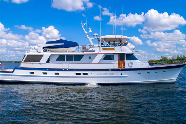 Picture Of: 81' Burger 81 CPMY 1978 Yacht For Sale | 1 of 87