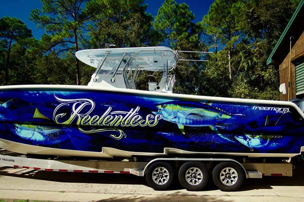 Picture Of: 37' Freeman 37 VH 2018 Yacht For Sale | 1 of 30