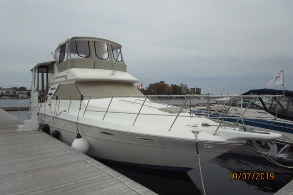 41' Sea Ray 410 Ac 1987 | Tropical Horizons