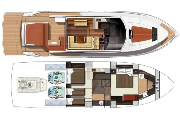 Picture Of: 63' Fairline Targa 62 GT 2015 Yacht For Sale | 2 of 31
