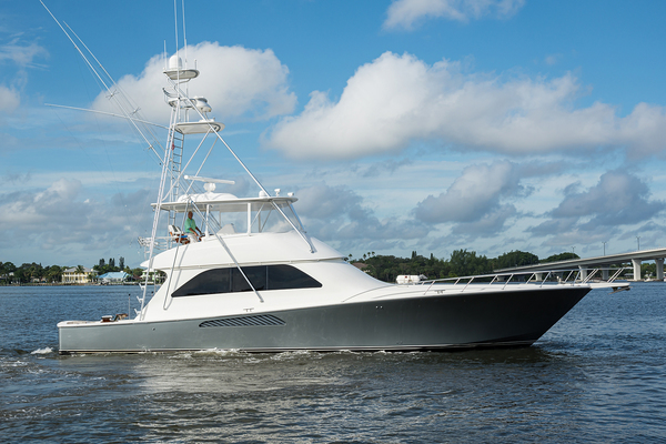 64' Viking Sportfish 2007 | Silver Fox