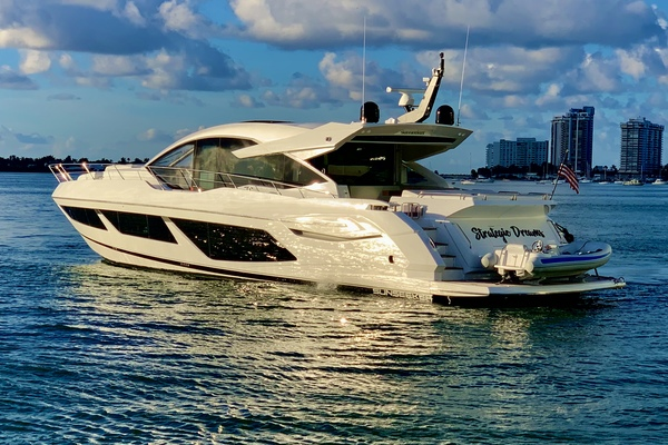 Picture Of: 74' Sunseeker 74 Predator 2019 Yacht For Sale | 3 of 16