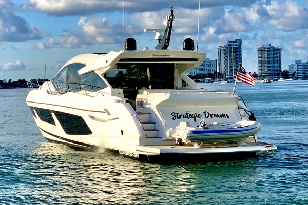 Picture Of: 74' Sunseeker 74 Predator 2019 Yacht For Sale | 4 of 16