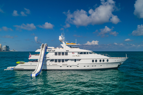 145' Christensen Tri-deck 2002 | I Love This Boat