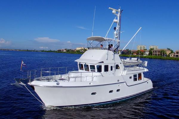 43-ft-Nordhavn-2006-43 Trawler-JAUNU Palmetto Florida United States  yacht for sale