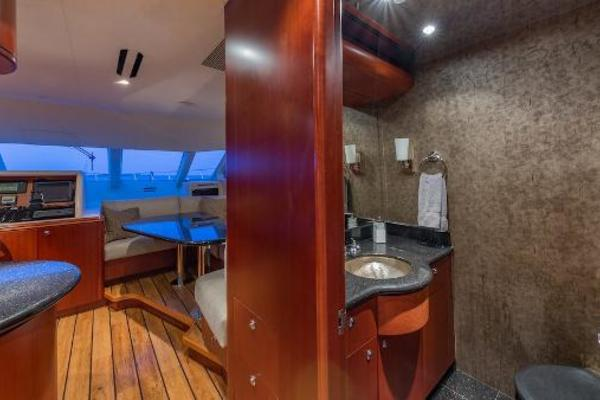 2007 Cheoy Lee 88'  OCULUS | Picture 7 of 60