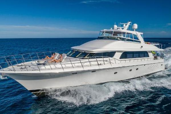 Picture Of: 88' Cheoy Lee 2007 Yacht For Sale | 4 of 60