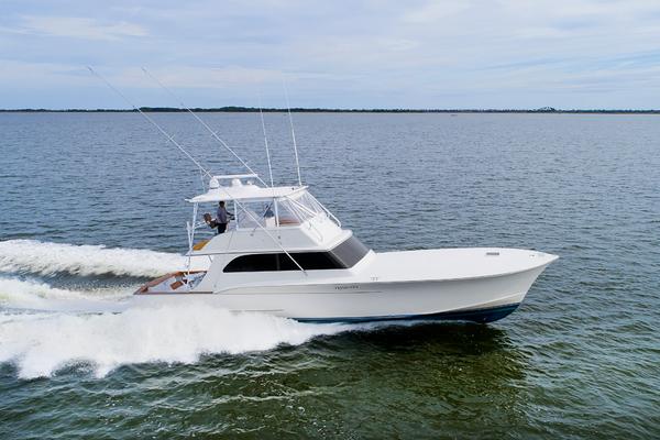 60' Blackwell 60 Convertible Custom Carolina 1997 | Tenacity