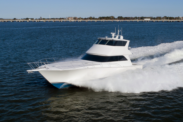 61' Viking 61 Convertible 2005 | At Ease