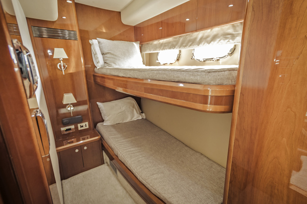 2007 Viking Princess 70' Viking Sport Cruiser Palarran | Picture 3 of 65