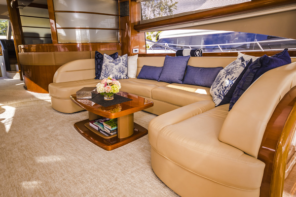 2007 Viking Princess 70' Viking Sport Cruiser Palarran | Picture 5 of 65