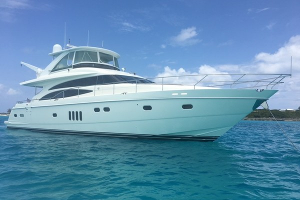 Picture Of: 71' Viking Princess Viking Sport Cruiser 2007 Yacht For Sale | 1 of 65