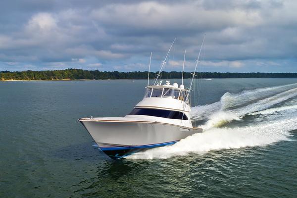 70' Viking 66 Convertible 2014 | Episode
