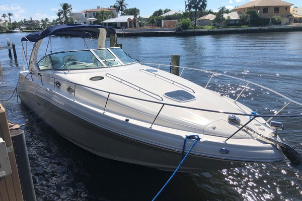 34' Sea Ray Sundancer 2005 | Take A Chance