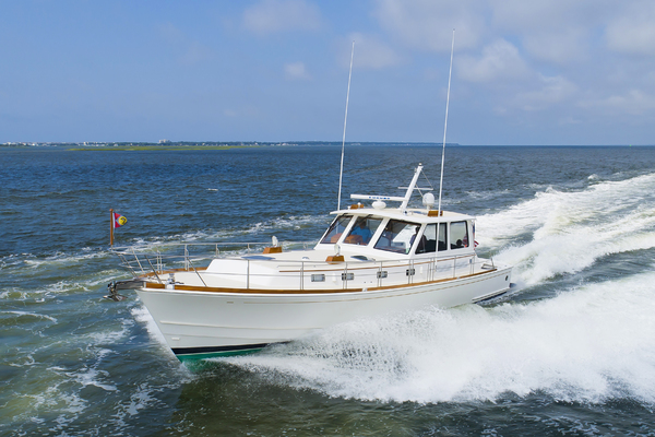 Picture Of: 49' Grand Banks 49 Eastbay 2006 Yacht For Sale | 3 of 61