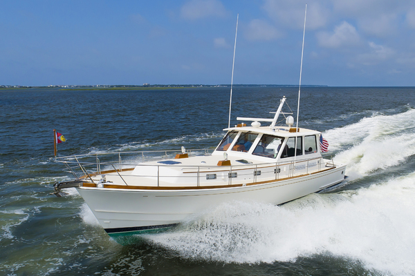 Picture Of: 49' Grand Banks 49 Eastbay 2006 Yacht For Sale | 2 of 61