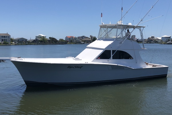 Picture Of: 46' Hatteras 46 Sportfish 1979 Yacht For Sale | 1 of 103