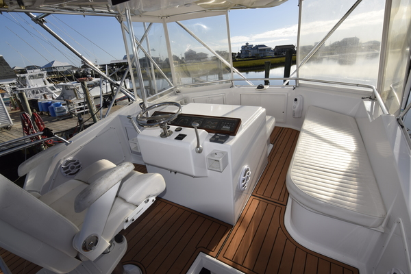 Picture Of: 46' Hatteras 46 Sportfish 1979 Yacht For Sale | 4 of 103