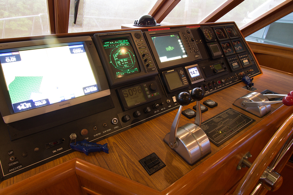 1999 Offshore Yachts 62' Pilothouse Elena Mae | Picture 5 of 21