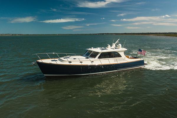 48' Hinckley Talaria 48 Motor Yacht 2013 | Dreamsong 2