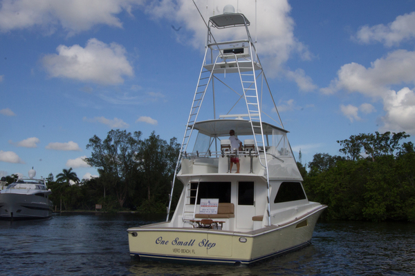 Picture Of: 55' Viking Total Top Ends Rebuilt 1998 Yacht For Sale | 3 of 16