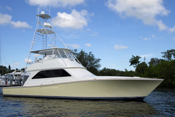 Picture Of: 55' Viking Total Top Ends Rebuilt 1998 Yacht For Sale | 1 of 16