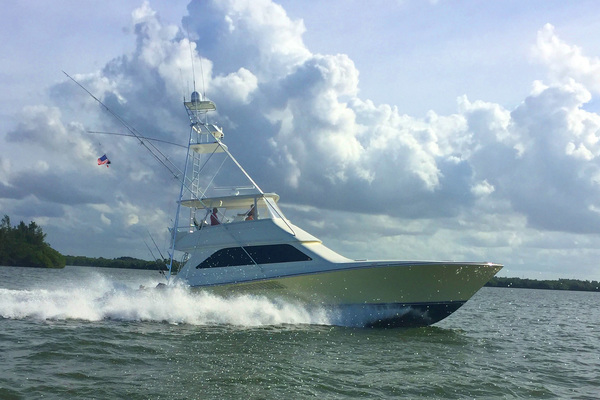 Picture Of: 55' Viking Total Top Ends Rebuilt 1998 Yacht For Sale | 2 of 16