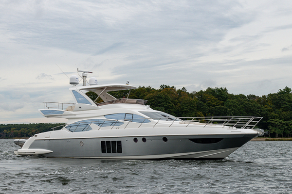 64' Azimut Motor Yacht 2013 | Star Light
