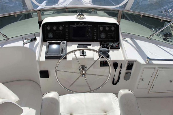 1998 Ocean Alexander 50' 500 Sports Sedan Queezy | Picture 6 of 38