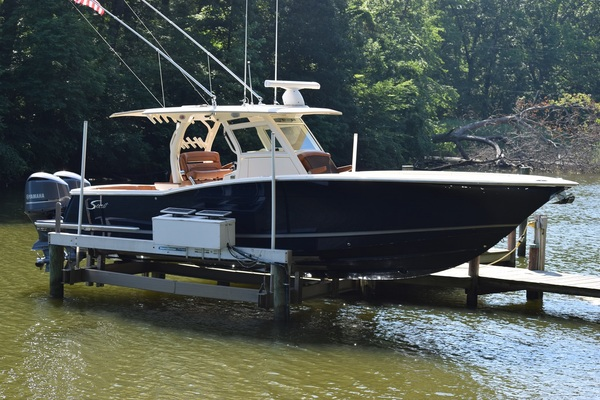 34' Scout 350lxf 2015 | Game Changer