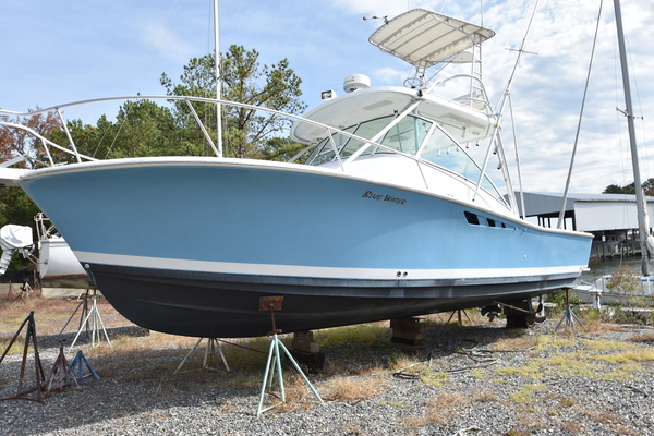 34' Luhrs 32 Open Express 1996 | Blue Water