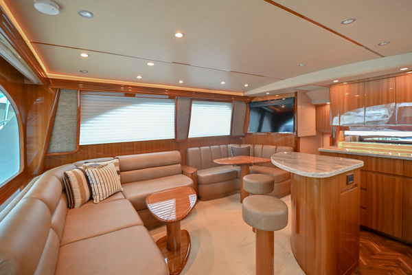 Picture Of: 46' Viking 46 Convertible 2015 Yacht For Sale | 4 of 54