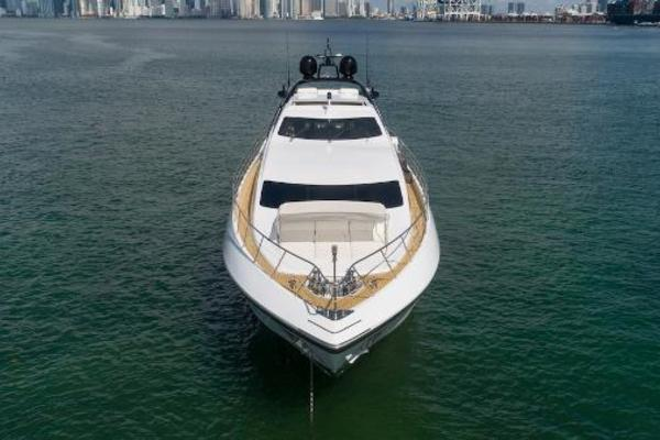Picture Of: 105' Mangusta 2011 Yacht For Sale | 3 of 100