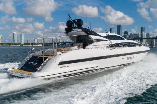 Picture Of: 105' Mangusta 2011 Yacht For Sale | 1 of 100