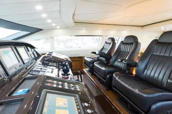 2011 Mangusta 105'  U WISH | Picture 1 of 100