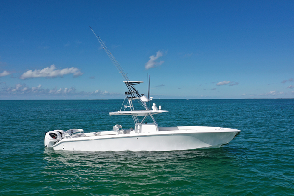 41' Bahama 41 Center Console 2014 | Galati Yacht Sales Trade