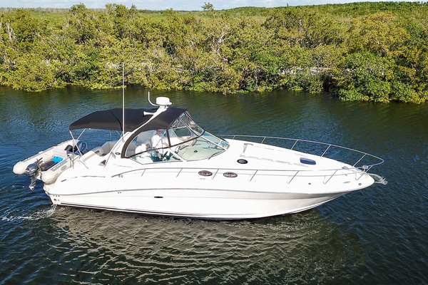 37' Sea Ray 340 Sundancer 2005 | Blessings