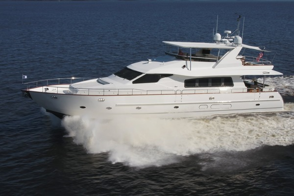 80' Novatec 80 Motor Yacht 2000 | Dreamchaser