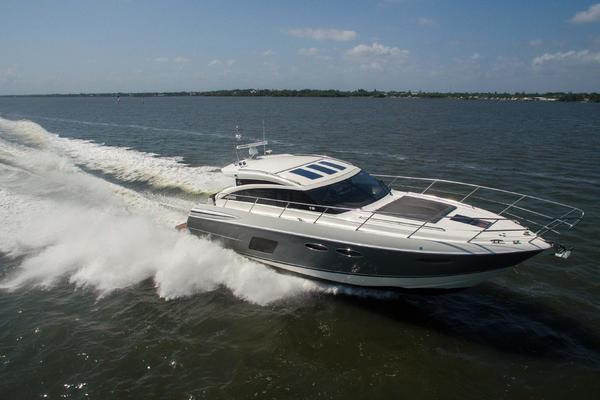 Picture Of: 54' Princess V52 2015 Yacht For Sale | 2 of 74