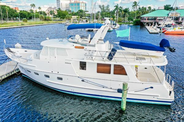 Picture Of: 52' DeFever Euro Pilothouse 2014 Yacht For Sale | 2 of 75