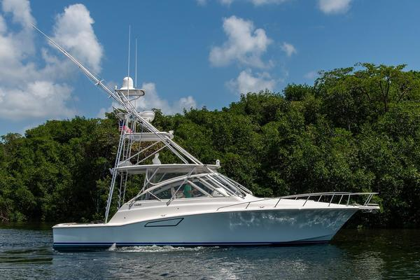Picture Of: 47' Cabo 44 Hardtop Express 2014 Yacht For Sale | 2 of 44