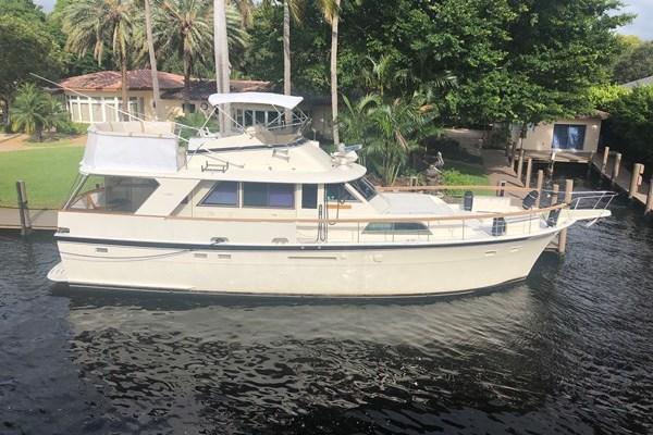53' Hatteras Motor Yacht 1979 | Marcia's Vineyard